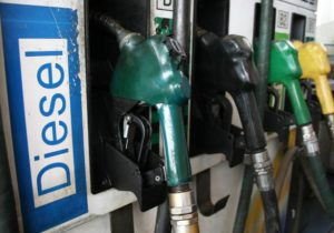 Diesel And Gas Prices Go Up