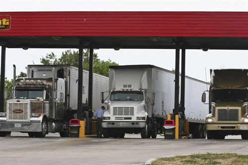Truck Fuel Usage Data Is Not Always Accurate