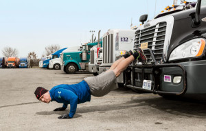 Exercises To Keep Truckers Fit