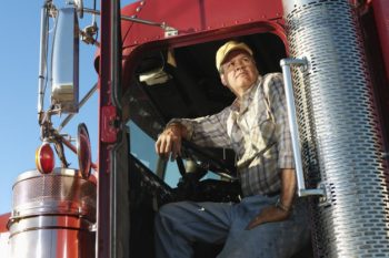 What Is Freedom For Truck Drivers Today?