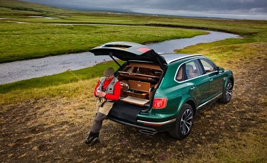 New Bentley For… Fishing Lovers