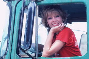 How to become a female truck driver?