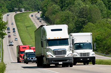 Lower speed limits to be forced on trucks