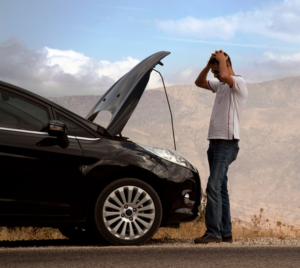 How To Stay Safe In Roadside Emergency