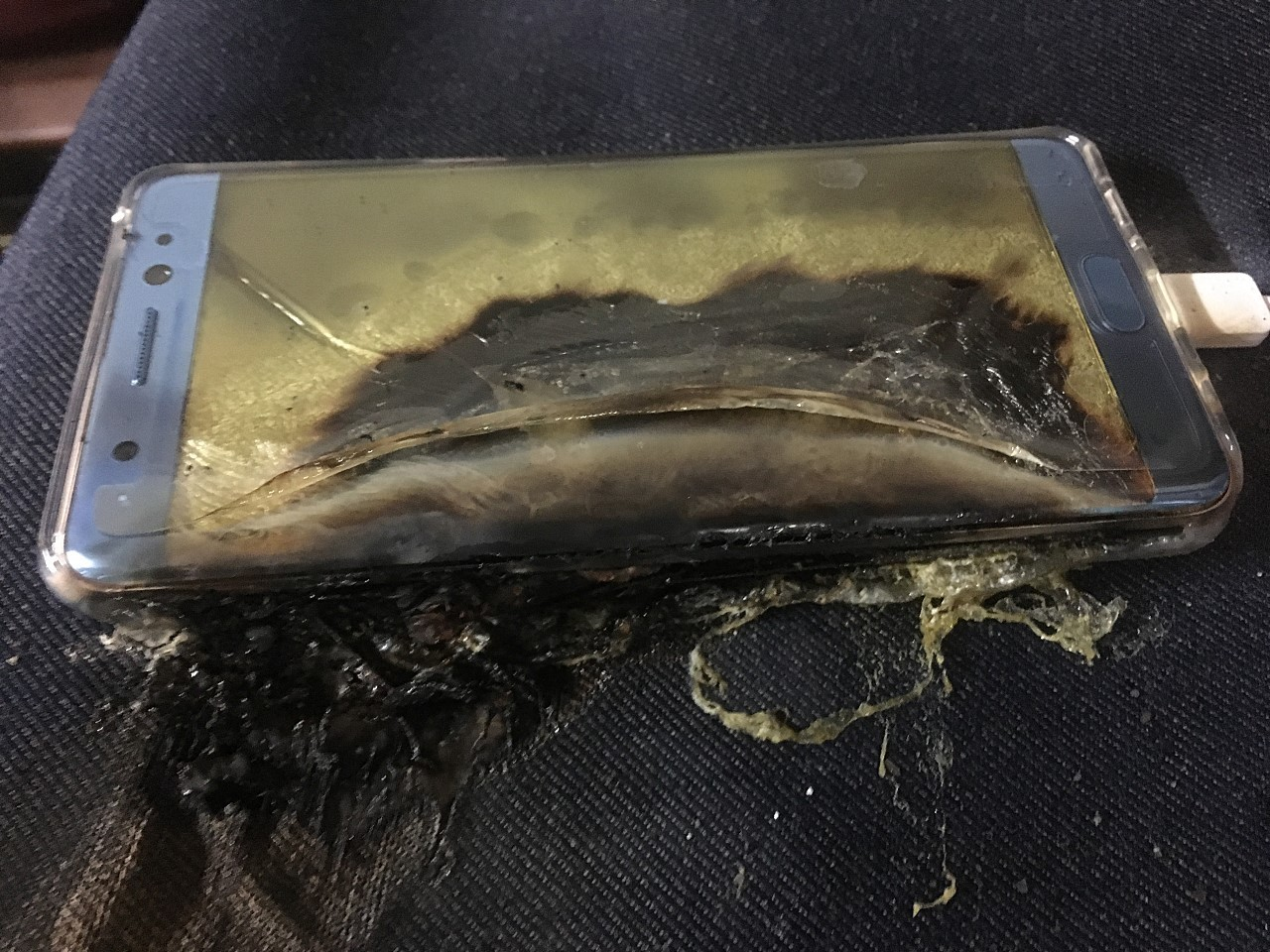 New Transportation Regulations Regarding Samsung Galaxy Note 7 Explosions