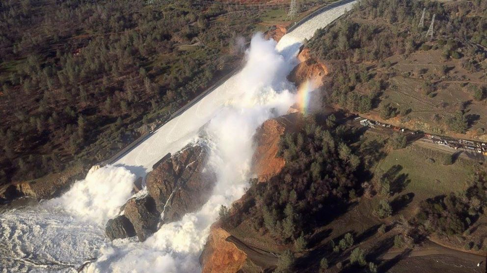 Nearly 200,000 Residents Evacuated From Northern California