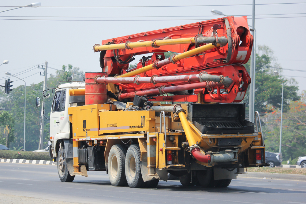FMCSA Grants Exemption From 30 Minute Break To Certain Concrete Pump Truckers