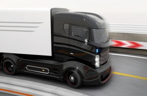 Tesla's Future Electric Semi Trucks Will Supposedly Have a Range of 200 – 300 Miles