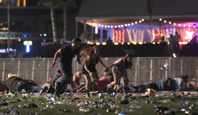 At least 58 dead and more than 500 victims because of Las Vegas Shooting near Mandalay Bay Casino