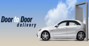 door-to-door car transport