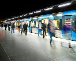 Elon Musk Introduces the New High-Speed, Underground Public Transportation System