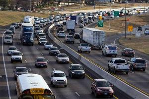 Huge Truck Protest Brings I-84 to a Halt