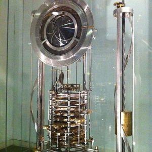 Super Clock: Jeff Bezos Mountain Project