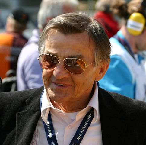 Porsche Fans Celebrate the Life of Engineer Hans Mezger